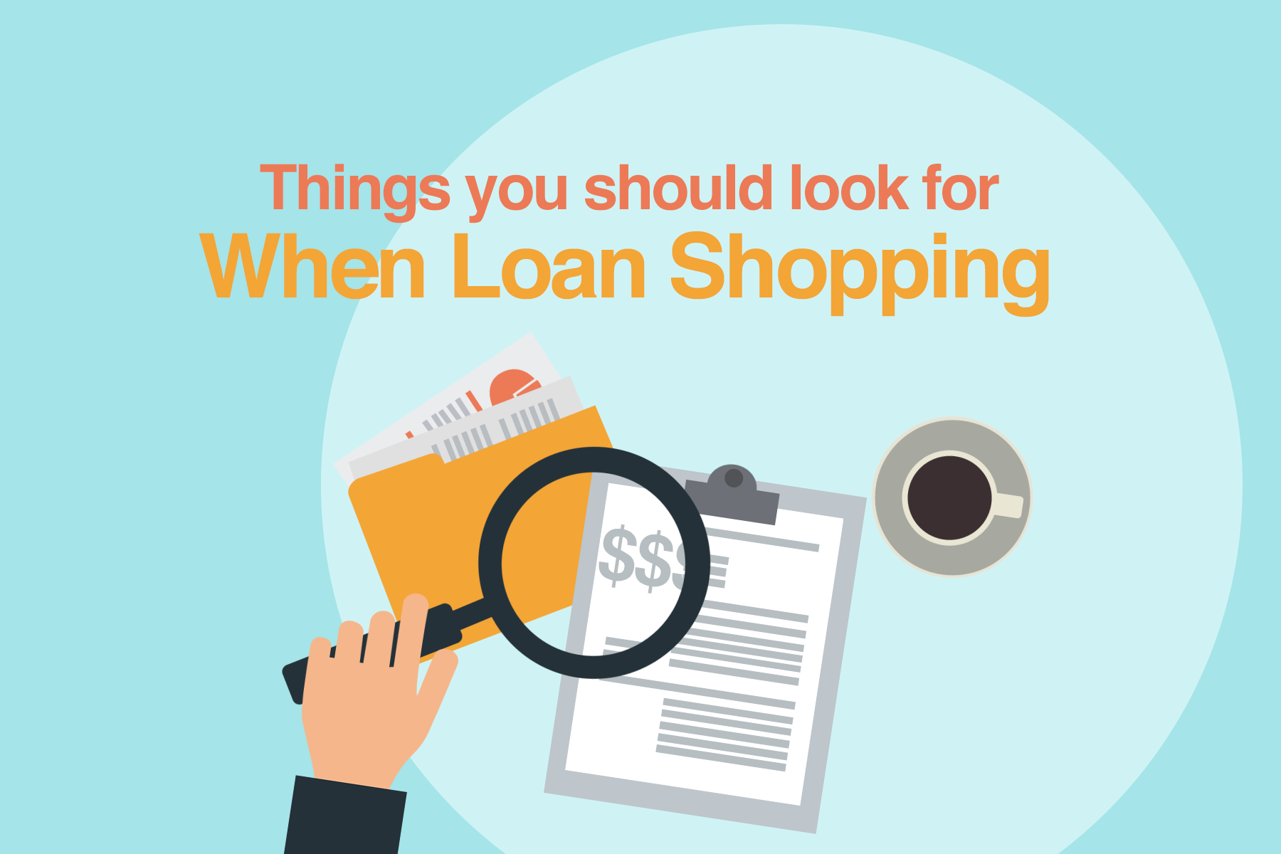 Online Loan Companies: Things You Should Look for When Loan Shopping