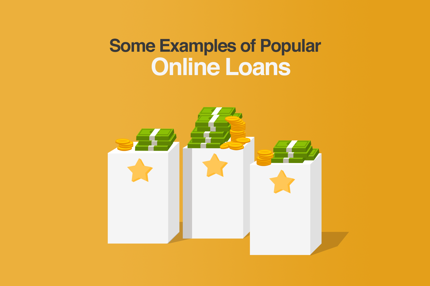 Some Examples of Popular Online Loans
